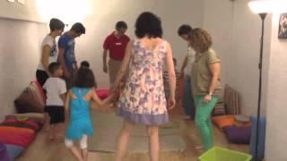 Talleres de Musica y Movimiento para niños y padres