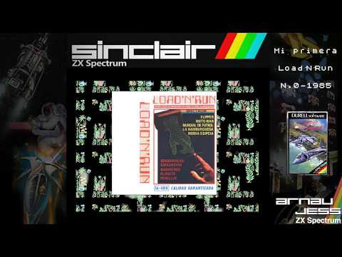 MI PRIMERA LOAD´N´RUN en Zx Spectrum