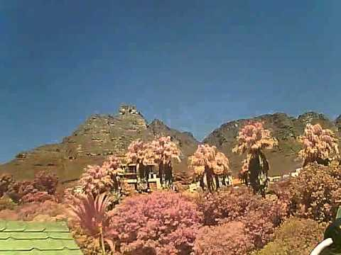 Timelapse Video – Table Mountain – 23/01/2011