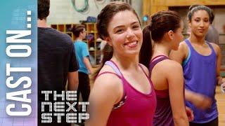 The Next Step Season 5 - Cast On: Alexandra Chaves ('Piper')