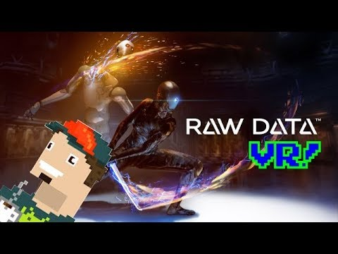 Raw Data || PSVR Gameplay