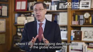 Preview of AIC 2017: Glenn Hubbard, Dean, Columbia Business School