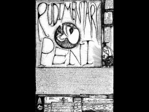 Hearse de Rudimentary Peni Letra y Video