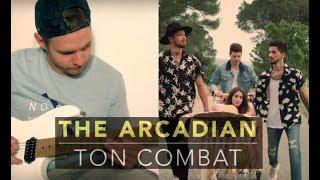 THE ARCADIAN - TON COMBAT - COVER BY Sébastien corso