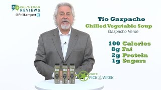 Tio Gazpacho Gazpacho Verde 6/5