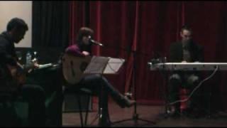 A Outra Margem (Luís Represas) - canta Joana Sá