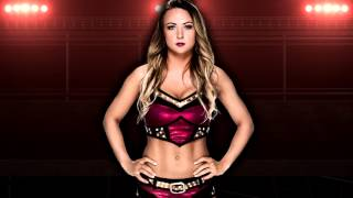 WWE Emma Theme ROCK VERSION