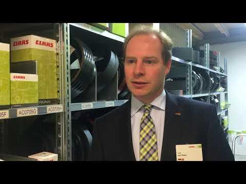 Kommentar från CLAAS om samarbetet i Sverige