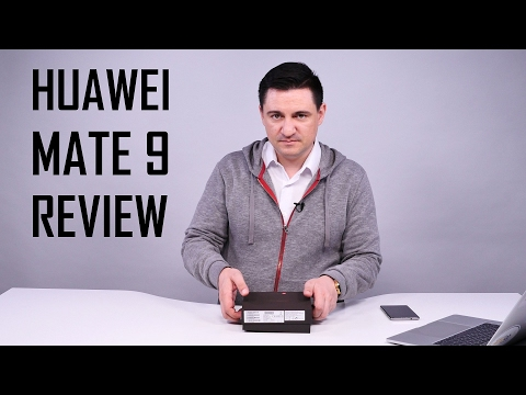 UNBOXING & REVIEW - Huawei Mate 9