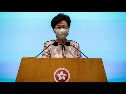 Hong Kong to Extend Social Distancing Measures: Lam
