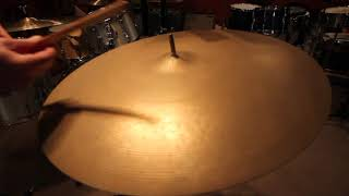 Sabian Jack Dejohnette Signature Small Bell Ride Cymbal