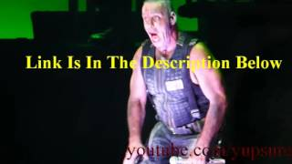 Rammstein Amerika Live HD Jones Beach Theater New York