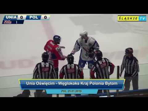 Unia Oświęcim - Węglokoks Kraj Polonia Bytom 7:2