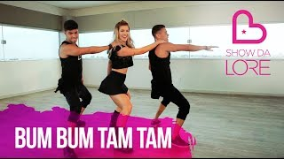 Bum Bum Tam Tam   Léo Santana | Coreografia   Lore Improta