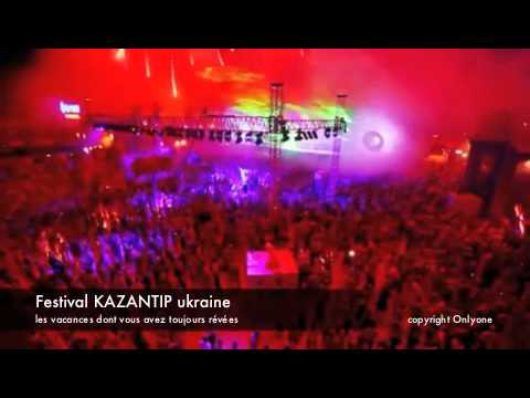 Présentation Festival Kazantip 2011