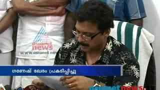 Ganesh Kumar apologises in public for insulting Yamini