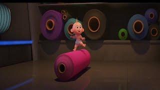 Jack Jack Full Short Movie After Ending Scene Incredibles 2 Movie