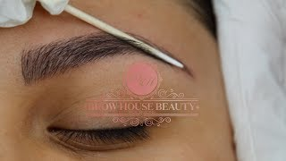 Why I Don't Have Eyebrows and Seeing My Brows for the First Time EVER (Kelley Baker Brow Makeover!) width=