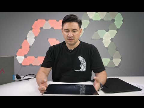 UNBOXING & REVIEW - Lenovo Yoga 920 Glass