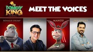 The Donkey King   Raja Idol - Meet the Voices - Shafaat Ali