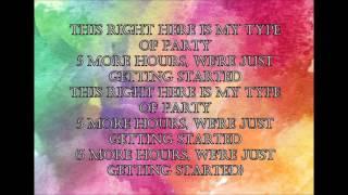 Deorro & Chris Brown - Five More Hours |Lyrics|