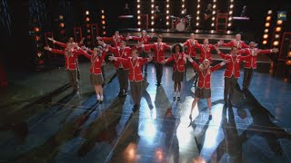 GLEE - Rise (Full Performance) (Official Music Video) HD