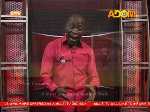 Commentary Position on Adom TV (20-1-17)