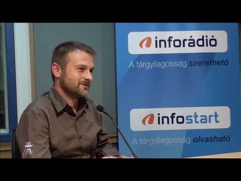 InfoRádió - Aréna - Mitrovits Miklós - 2. rész - 2019.10.16.