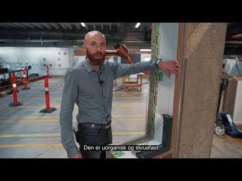 Rockzero: Teknisk gennemgang af åbninger i væggens opbygning