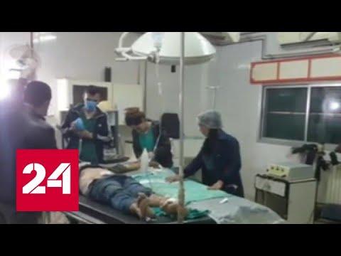 Взрыв в сирийской Хаме: погибли 18 человек – Россия 24 