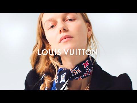 Stylish Ways To Wear a Silk Scarf | Spring-Summer 2020 | LOUIS VUITTON
