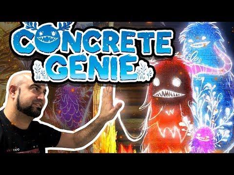 3x25 Concrete Genie (1P) (PS4)
