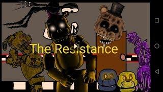 (Dc2/fnaf) The Resistance полный клип