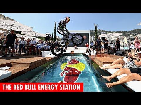 When the Red Bull Family crash the Monaco Grand Prix F1 party!