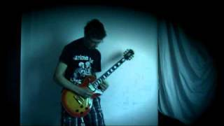 As I Lay Dying - Parallels Solo