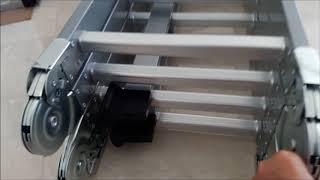 Escada multifuncional. Não confio. Veja o porquê.
