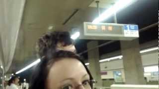 Fukuoka - průměrné zpoždění metra