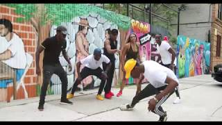 Afrobeats Official Dance Video (Pope Skinny - Kp3kp3l3mi (Flashy) ft. Shatta Wale x Militants