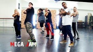 'Downtown' Macklemore|RyanLewis choreography by Jasmine Meakin (Mega Jam)