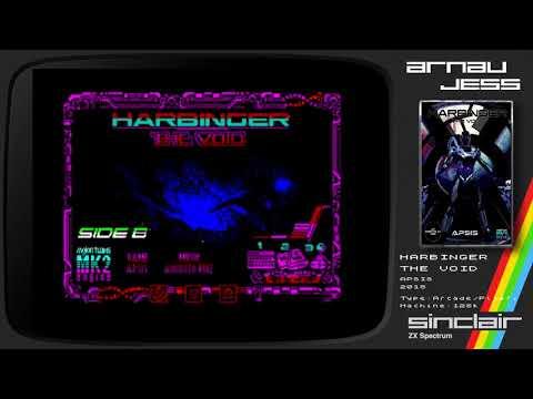 HARBINGER 2- THE VOID Zx Spectrum by APSIS
