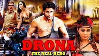 Drona The Real Hero - (2015) - Dubbed Hindi Movies 2015 Full Movie HD l Nitin, Priya Mani width=