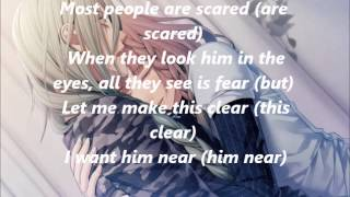 ♥Nightcore♥ He's A Monster (Lyrics) HQ