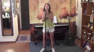 Ylenia De Giacomo cover HOY-Gloria Estefan live