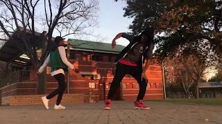 Shekhinah - Different ft. Mariechan dance video width=