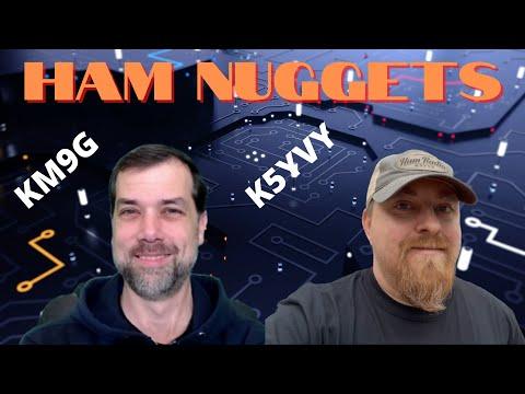 Ham Nuggets Live - Brett Wicker/K5YVY