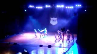 Juvenil 3- CAMPEONAS NACIONALES. Danza jazz