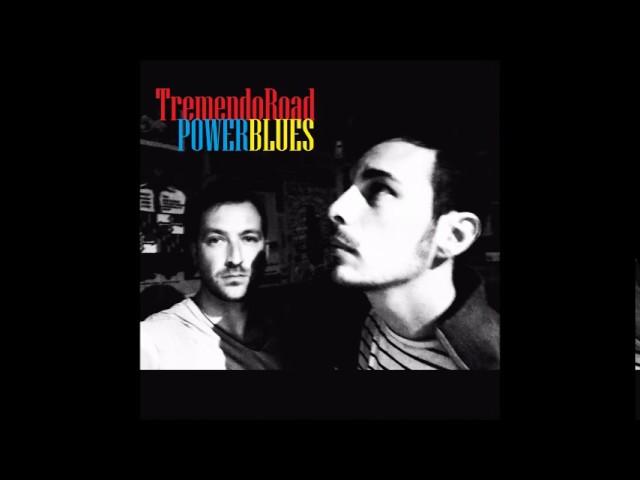 """EP de Tremendo Road titulado """"PowerBlues""""."""