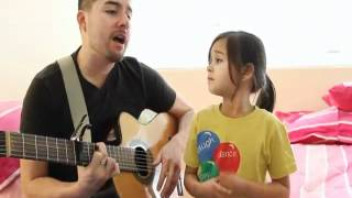 Be My Baby  The Ronettes Acoustic Cover By Jorge and Alexa Narvaez 2