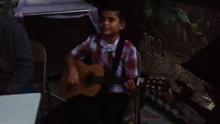 Ramon ayala - Ya no llores - cover by elian