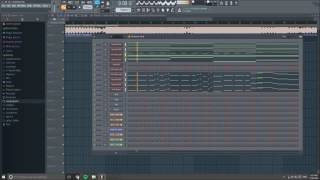 Seeb ft Neev - Breathe (Dimitri Vangelis & Wyman Remix) Fl Studio Remake